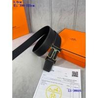 $64.00 USD Hermes AAA Belts #838051