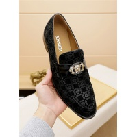 $80.00 USD Versace Leather Shoes For Men #838230