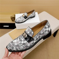 $80.00 USD Versace Leather Shoes For Men #838231
