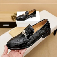$82.00 USD Versace Leather Shoes For Men #838232