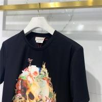 $41.00 USD Alexander McQueen T-shirts Short Sleeved For Men #838486