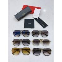 $60.00 USD Cartier AAA Quality Sunglasses #839215