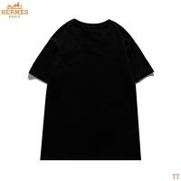 $27.00 USD Hermes T-Shirts Short Sleeved For Men #839281