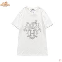 $29.00 USD Hermes T-Shirts Short Sleeved For Men #839282