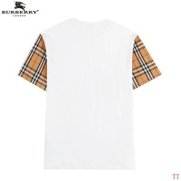 $27.00 USD Burberry T-Shirts Short Sleeved For Men #839290