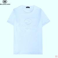 $27.00 USD Balenciaga T-Shirts Short Sleeved For Men #839311