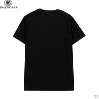 $27.00 USD Balenciaga T-Shirts Short Sleeved For Men #839312