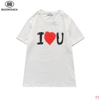 $27.00 USD Balenciaga T-Shirts Short Sleeved For Men #839316
