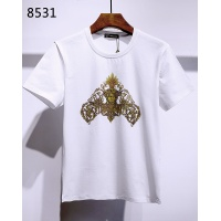 $26.00 USD Versace T-Shirts Short Sleeved For Men #840005