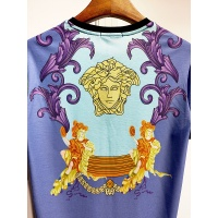 $30.00 USD Versace T-Shirts Short Sleeved For Men #840015
