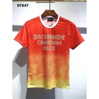 $28.00 USD Dsquared T-Shirts Short Sleeved For Men #840049
