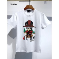 $26.00 USD Dsquared T-Shirts Short Sleeved For Men #840060