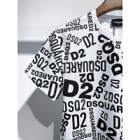 $30.00 USD Dsquared T-Shirts Short Sleeved For Men #840075