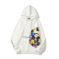 $42.00 USD Bape Hoodies Long Sleeved For Men #840214