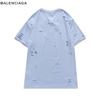 $29.00 USD Balenciaga T-Shirts Short Sleeved For Men #840221