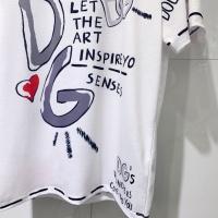 $41.00 USD Dolce & Gabbana D&G T-Shirts Short Sleeved For Men #840587