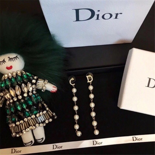 Christian Dior Earrings #840706