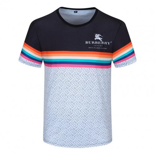 Burberry T-Shirts Short Sleeved For Men #840736