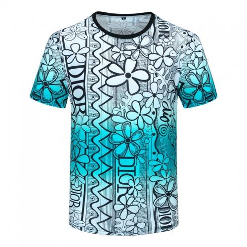 Christian Dior T-Shirts Short Sleeved For Men #840739
