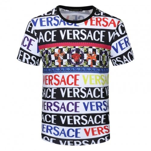Versace T-Shirts Short Sleeved For Men #840742