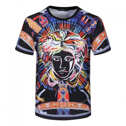 Versace T-Shirts Short Sleeved For Men #840744