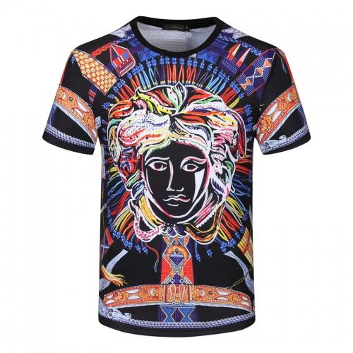 Versace T-Shirts Short Sleeved For Men #840744
