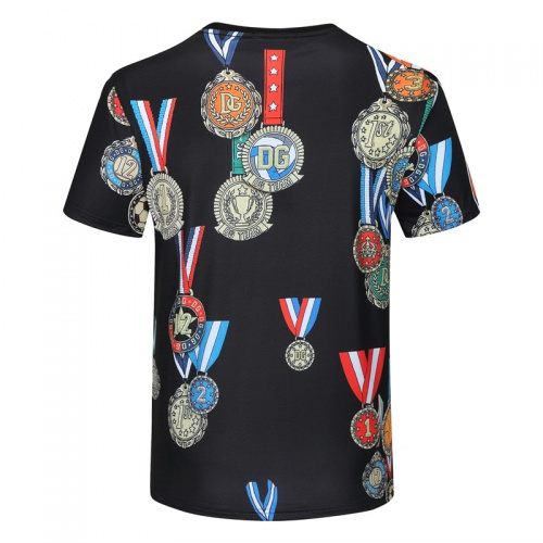 Replica Dolce & Gabbana D&G T-Shirts Short Sleeved For Men #840760 $23.00 USD for Wholesale