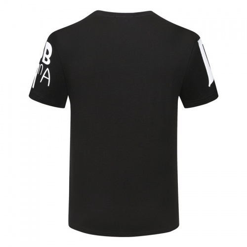 Replica Dolce & Gabbana D&G T-Shirts Short Sleeved For Men #840858 $23.00 USD for Wholesale