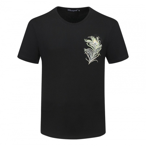 Dolce & Gabbana D&G T-Shirts Short Sleeved For Men #840863