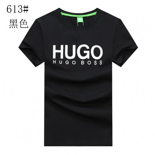 Boss T-Shirts Short Sleeved For Men #840886 $23.00 USD, Wholesale Replica Boss T-Shirts