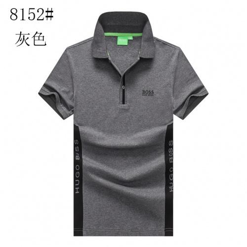 Boss T-Shirts Short Sleeved For Men #840899 $24.00 USD, Wholesale Replica Boss T-Shirts