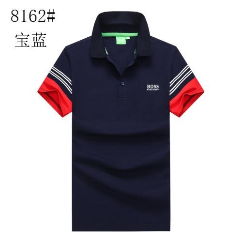 Boss T-Shirts Short Sleeved For Men #840901 $24.00 USD, Wholesale Replica Boss T-Shirts