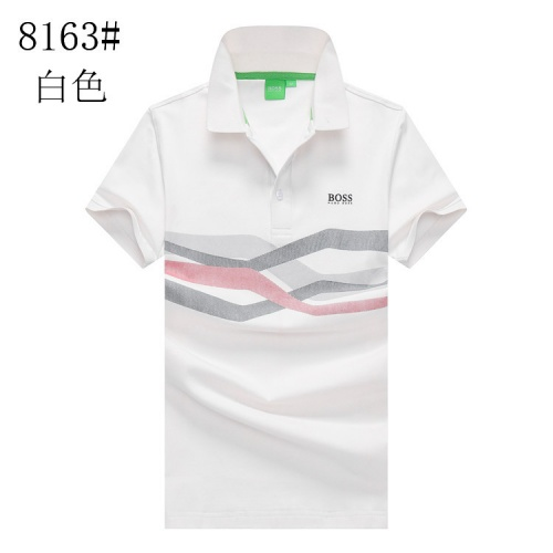 Boss T-Shirts Short Sleeved For Men #840903