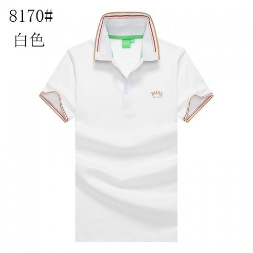 Boss T-Shirts Short Sleeved For Men #840907 $24.00 USD, Wholesale Replica Boss T-Shirts