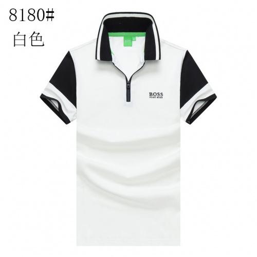 Boss T-Shirts Short Sleeved For Men #840912