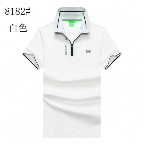 Boss T-Shirts Short Sleeved For Men #840915