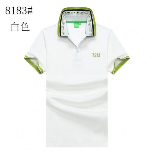 Boss T-Shirts Short Sleeved For Men #840918
