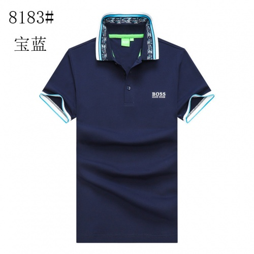 Boss T-Shirts Short Sleeved For Men #840919