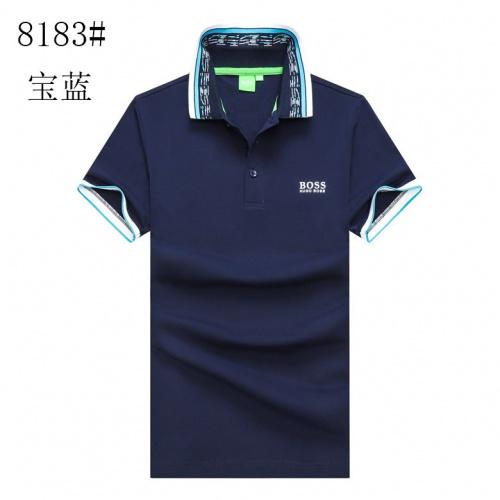 Boss T-Shirts Short Sleeved For Men #840919