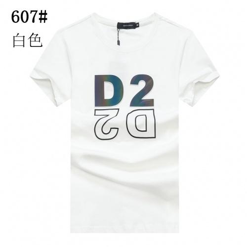 Dsquared T-Shirts Short Sleeved For Men #840928