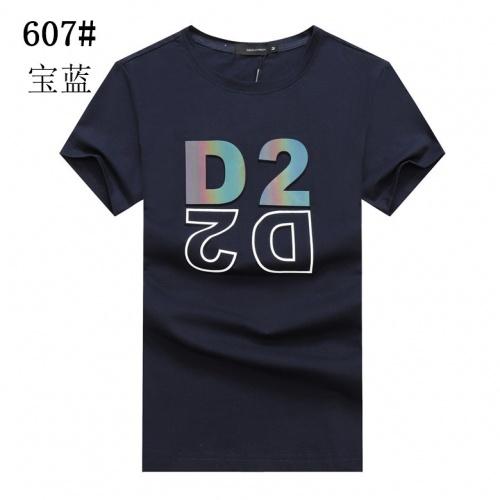 Dsquared T-Shirts Short Sleeved For Men #840929