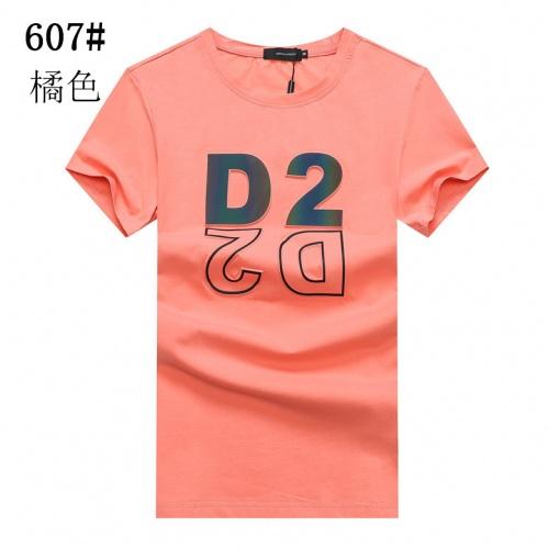 Dsquared T-Shirts Short Sleeved For Men #840931