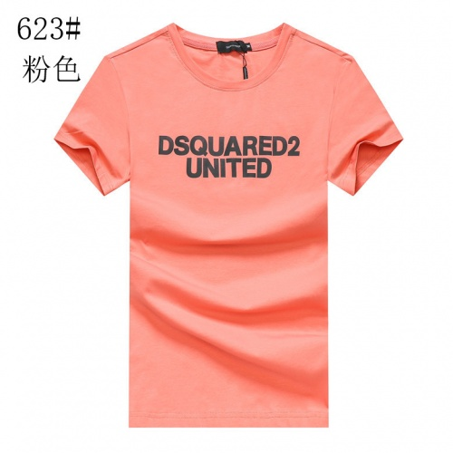 Dsquared T-Shirts Short Sleeved For Men #840933