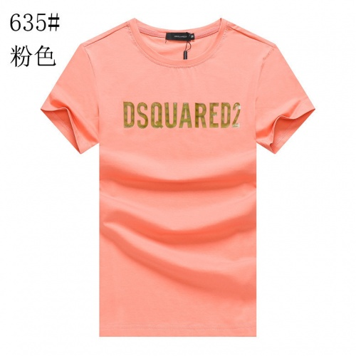 Dsquared T-Shirts Short Sleeved For Men #840937