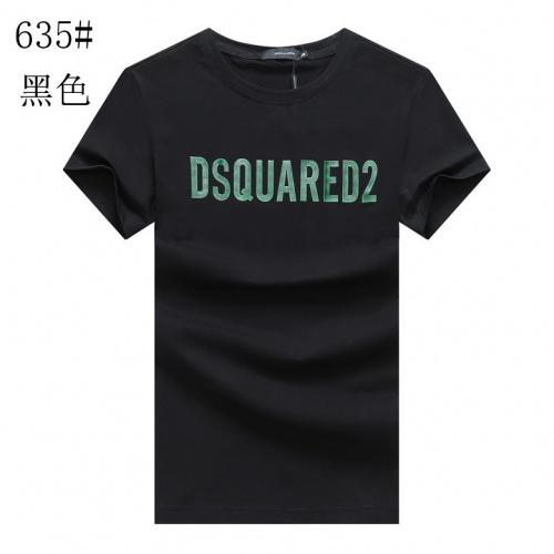 Dsquared T-Shirts Short Sleeved For Men #840938