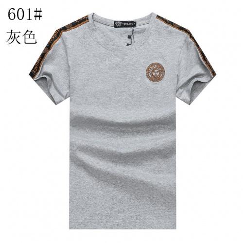 Versace T-Shirts Short Sleeved For Men #840972