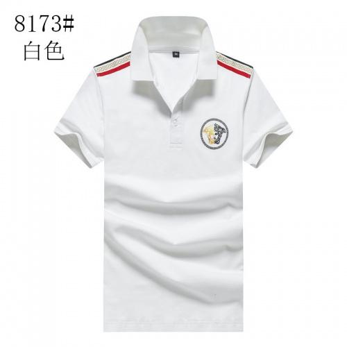 Versace T-Shirts Short Sleeved For Men #840973