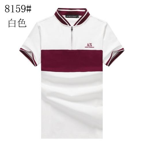 Armani T-Shirts Short Sleeved For Men #840983