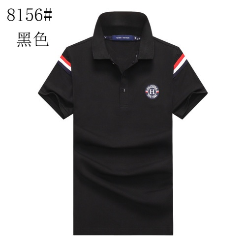 Tommy Hilfiger TH T-Shirts Short Sleeved For Men #841005