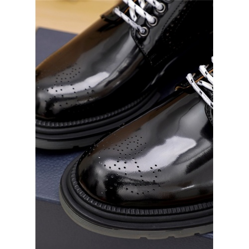 Replica Christian Dior Casual Shoes For Men #841017 $96.00 USD for Wholesale